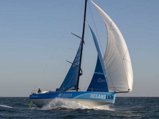 Marketing and the glamourous world of ocean racing