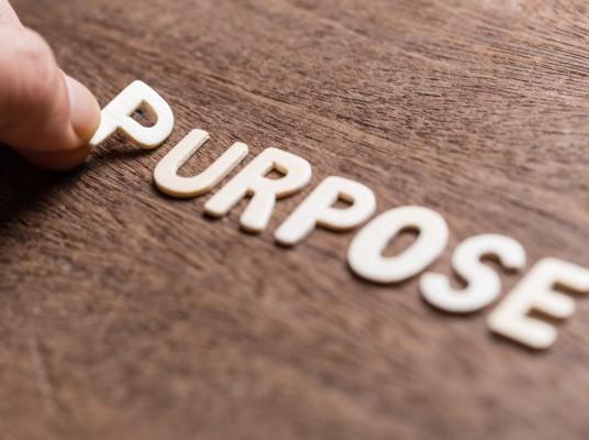 Purpose: the P that matters most in Marketing