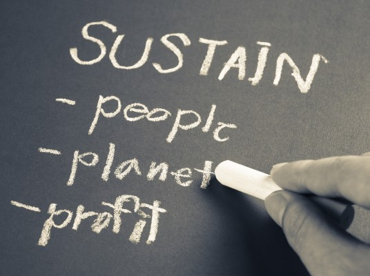 Marketing's role in building a sustainable business